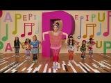 клип с песней и танцом